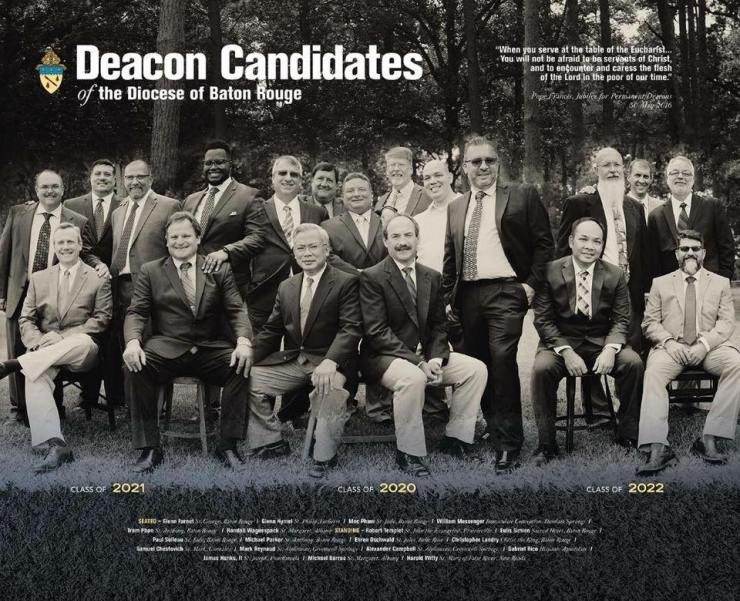 Deacon Candidates